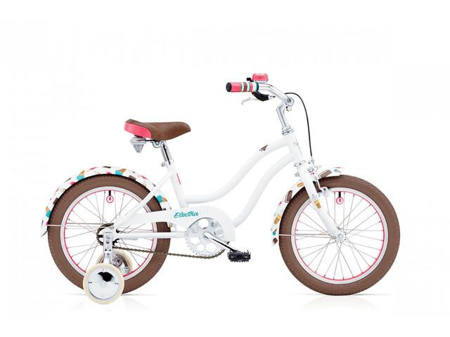 Electra Soft Serve 1 Børnecykel hvid (2019) | City-cykler